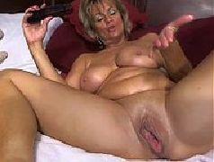 Horny mature porn
